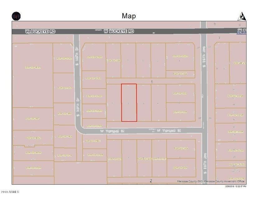 1514 W YAVAPAI Street Phoenix, AZ 85007 - MLS #: 5728717