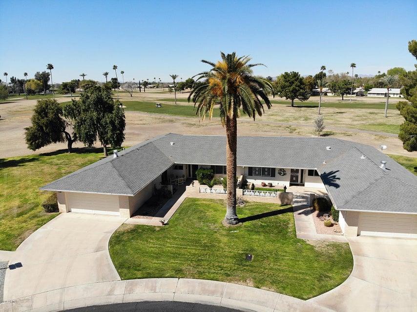 Photo of 17846 N 102ND Drive, Sun City, AZ 85373