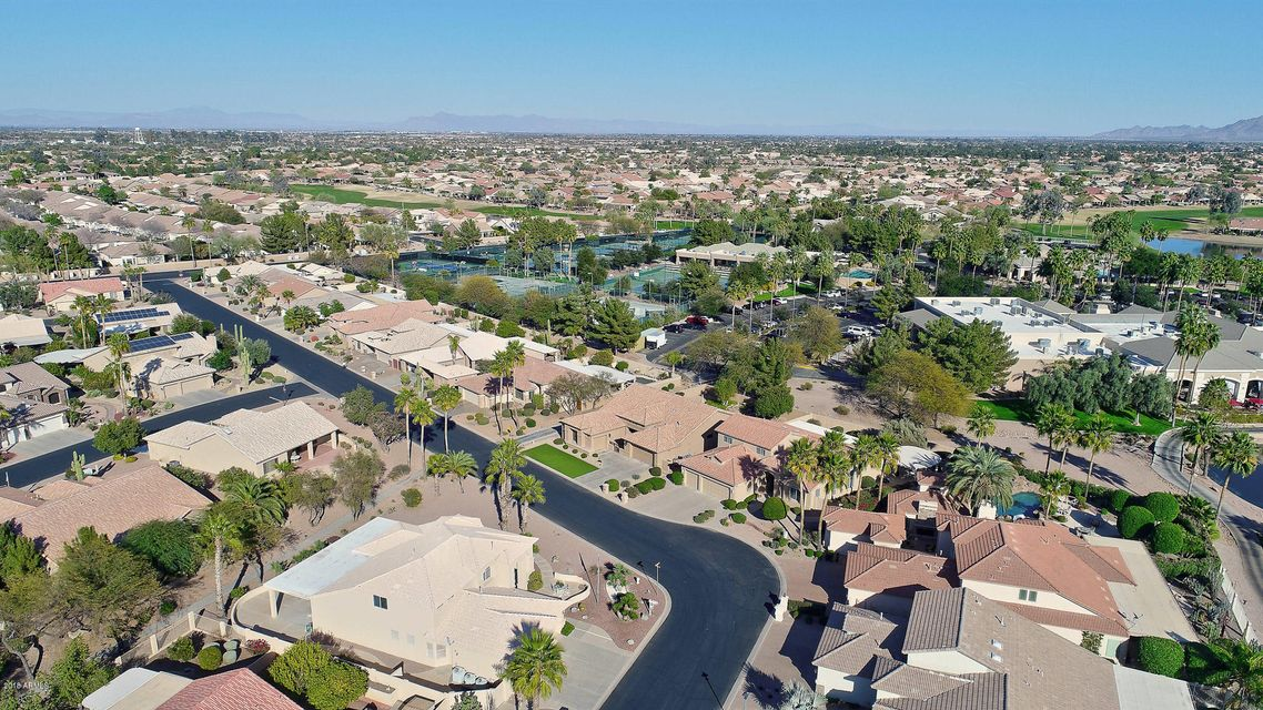 MLS 5704999 9606 E SUNRIDGE Drive, Sun Lakes, AZ 85248 Sun Lakes AZ Pool
