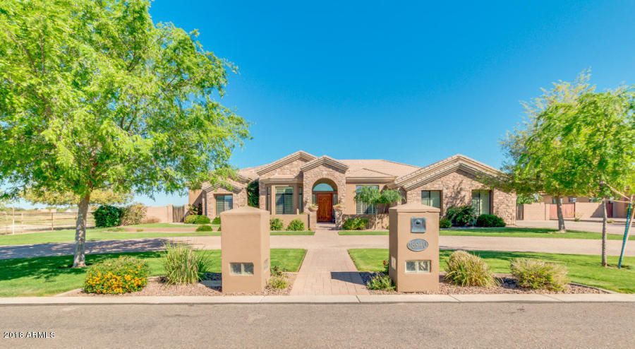 Photo of 18940 E VIA PARK Street, Queen Creek, AZ 85142