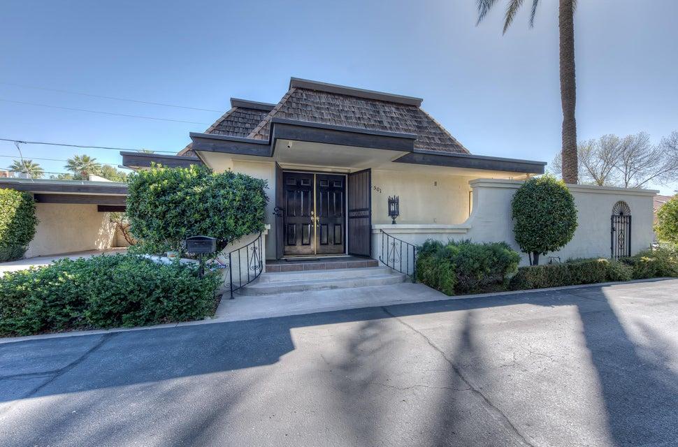 6501 N 5th Avenue Phoenix, AZ 85013 - MLS #: 5729522
