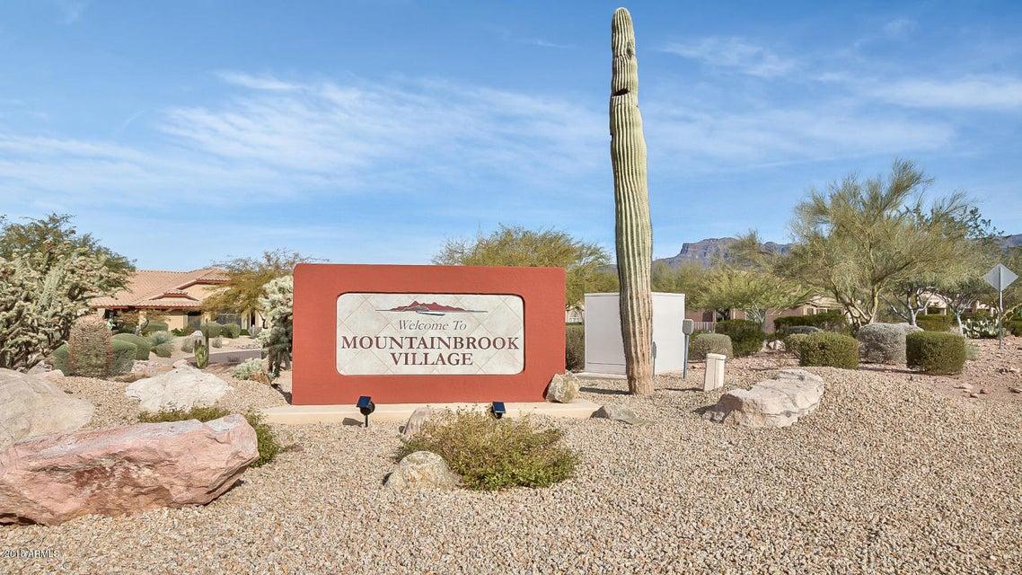 MLS 5729126 5235 S RED YUCCA Lane, Gold Canyon, AZ 85118 Gold Canyon AZ Mountainbrook Village