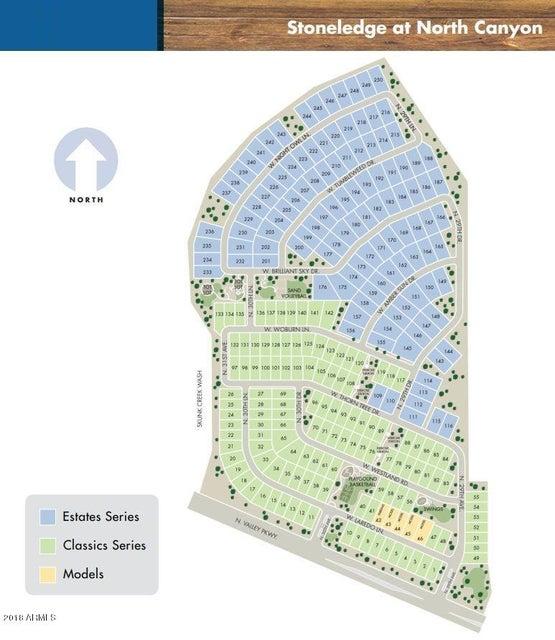 2944 W BRILLIANT SKY Drive Phoenix, AZ 85085 - MLS #: 5729191