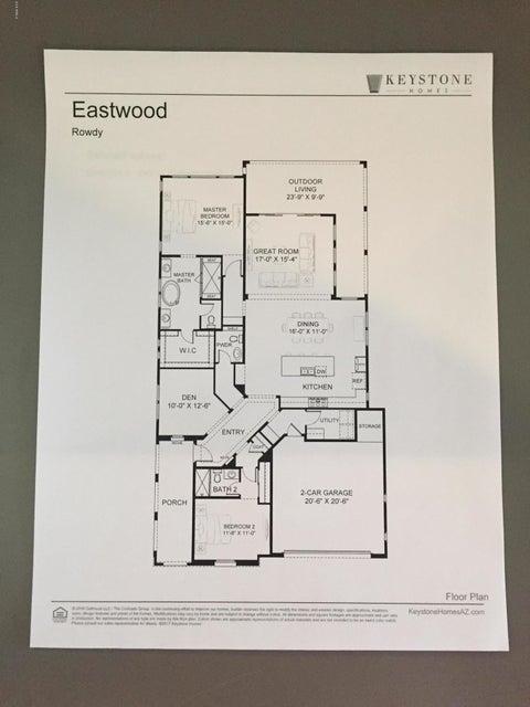 8692 E EASTWOOD Circle Carefree, AZ 85377 - MLS #: 5729181