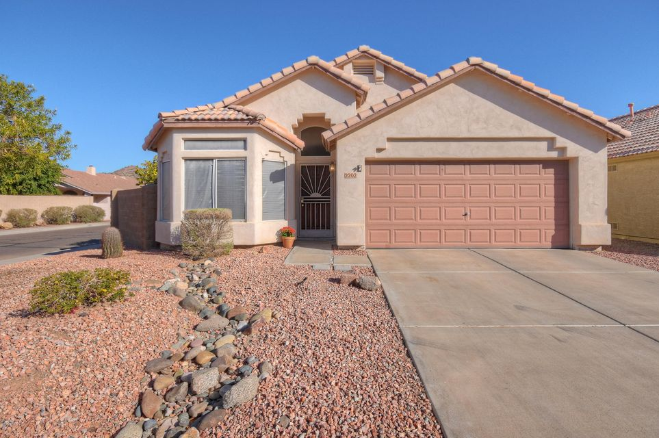 2202 E WAHALLA Lane Phoenix, AZ 85024 - MLS #: 5729928