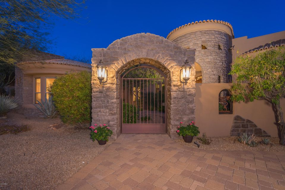 Photo of 9849 E QUARRY Trail, Scottsdale, AZ 85262
