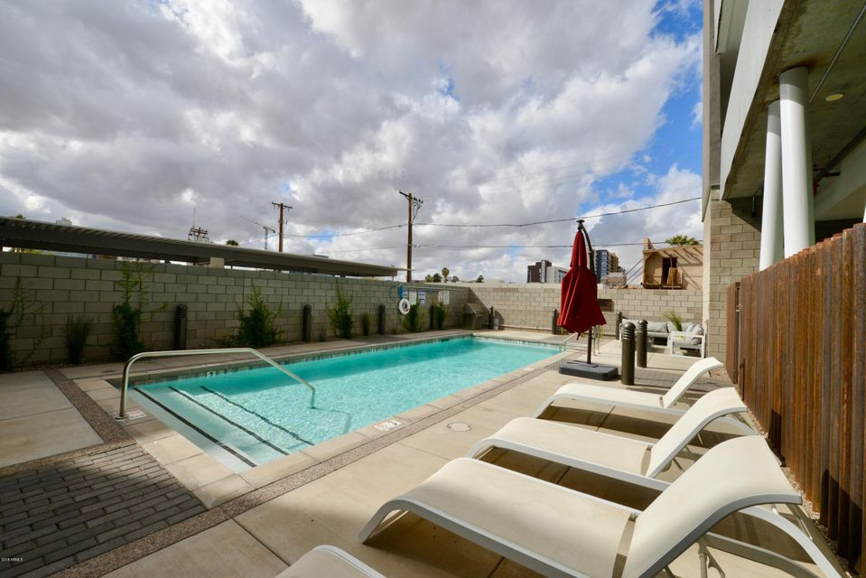 1130 N 2nd Street Unit 310 Phoenix, AZ 85004 - MLS #: 5574996