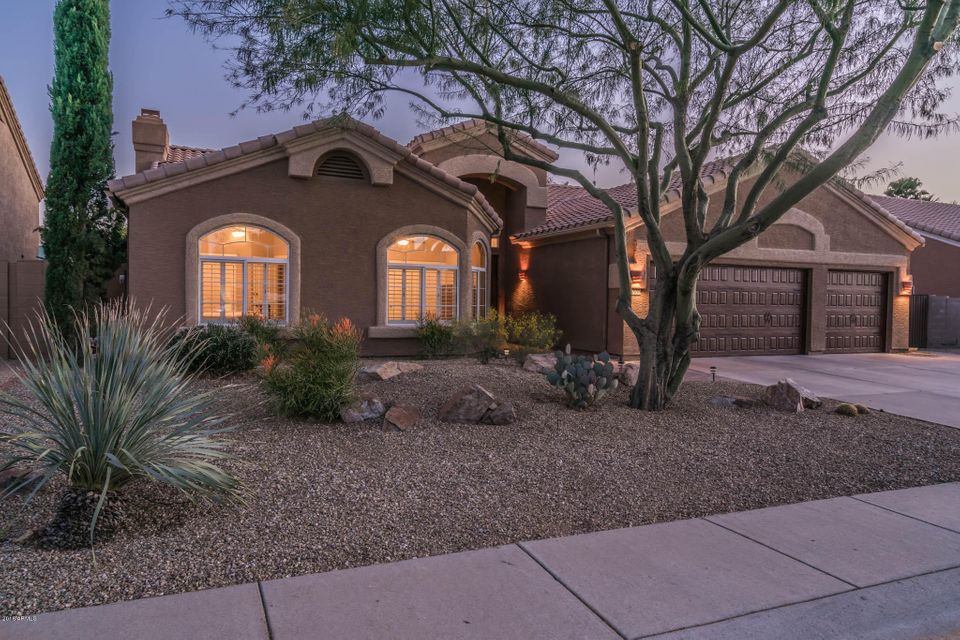 5509 E CAMPO BELLO Drive Scottsdale, AZ 85254 - MLS #: 5731352