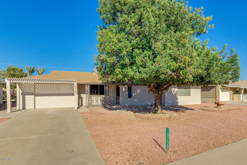 Photo of 10758 W CROSBY Drive, Sun City, AZ 85351