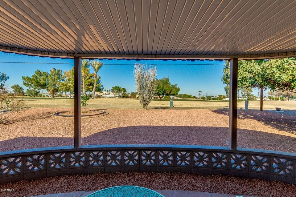 MLS 5730850 10758 W CROSBY Drive, Sun City, AZ Scenic
