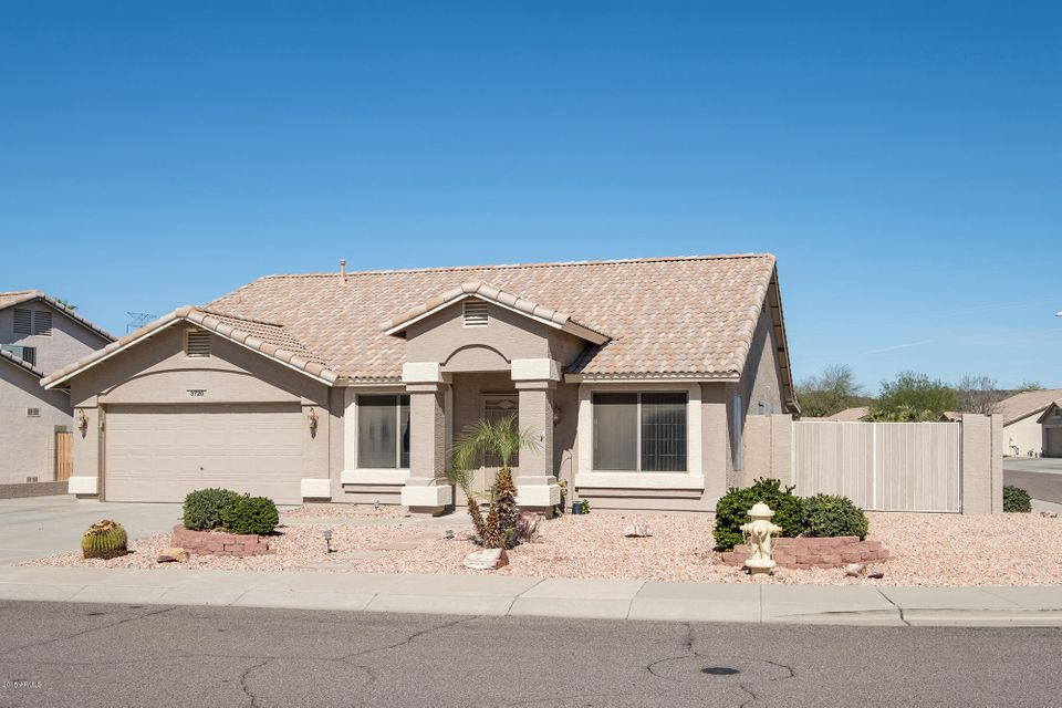 3720 W Park View Lane Glendale, AZ 85310 - MLS #: 5734247