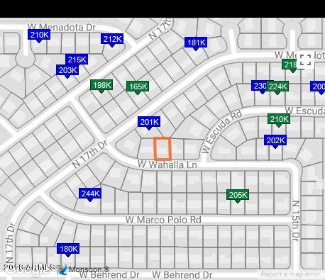 1622 W WAHALLA Lane Phoenix, AZ 85027 - MLS #: 5732190