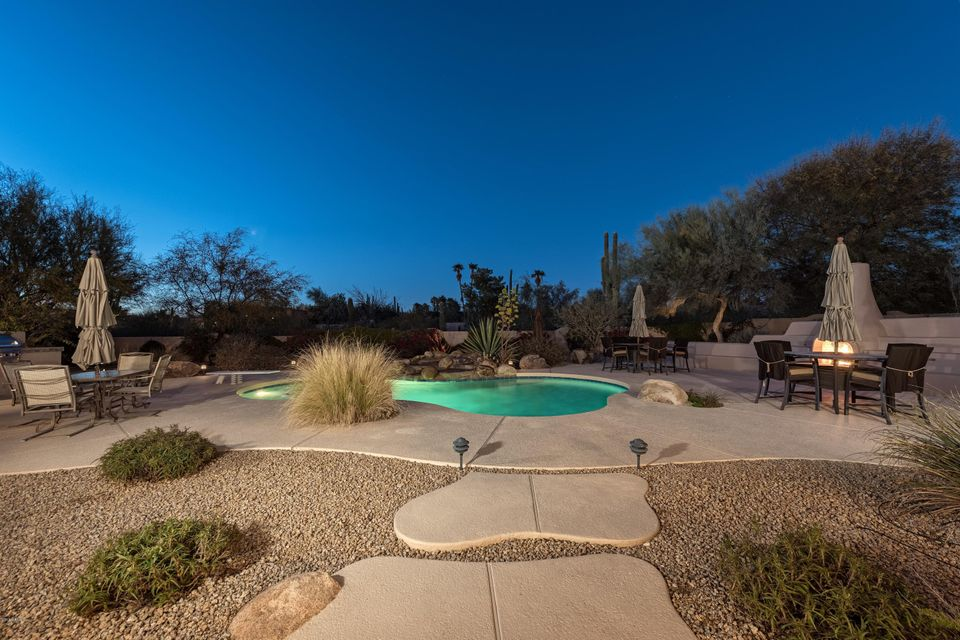 MLS 5732273 8080 E VIA DEL SOL Drive, Scottsdale, AZ 85255 Scottsdale AZ Pinnacle Peak Estates