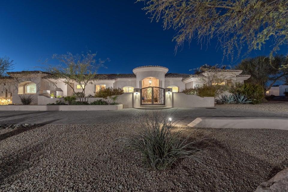 MLS 5732273 8080 E VIA DEL SOL Drive, Scottsdale, AZ 85255 Scottsdale AZ Pinnacle Peak Estates