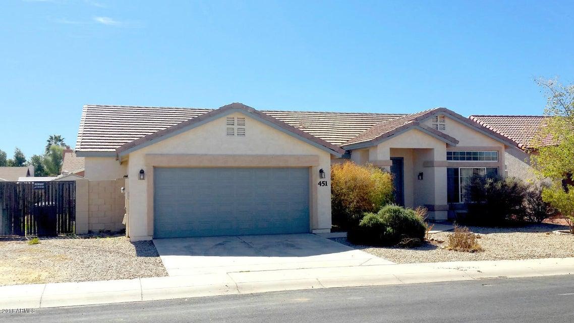 MLS 5722748 451 E Dartmouth Drive, Casa Grande, AZ 85122 Casa Grande Homes for Rent