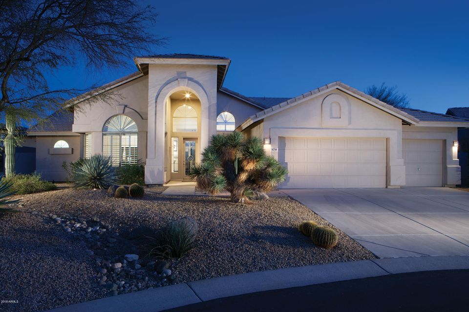 Photo of 9759 E BALANCING ROCK Road, Scottsdale, AZ 85262