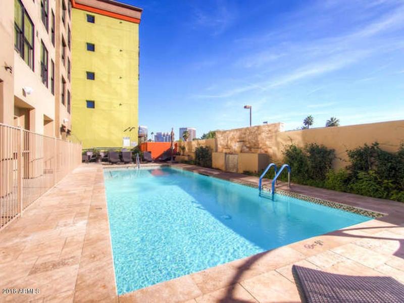 535 W THOMAS Road Unit 510 Phoenix, AZ 85013 - MLS #: 5732620