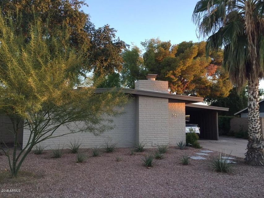339 W SANTA CRUZ Drive Tempe, AZ 85282 - MLS #: 5732838