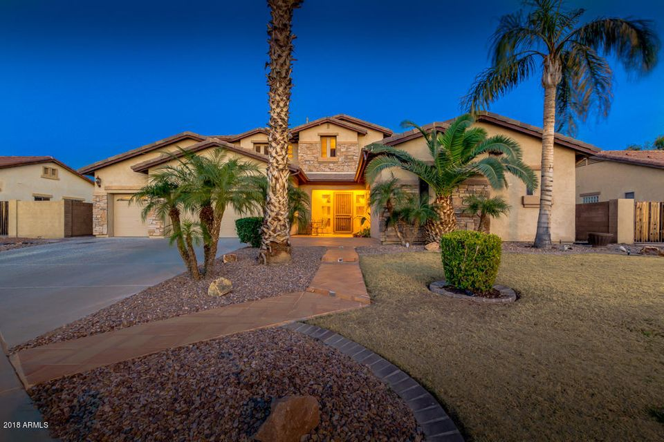 Photo of 1329 S IOWA Court, Chandler, AZ 85286