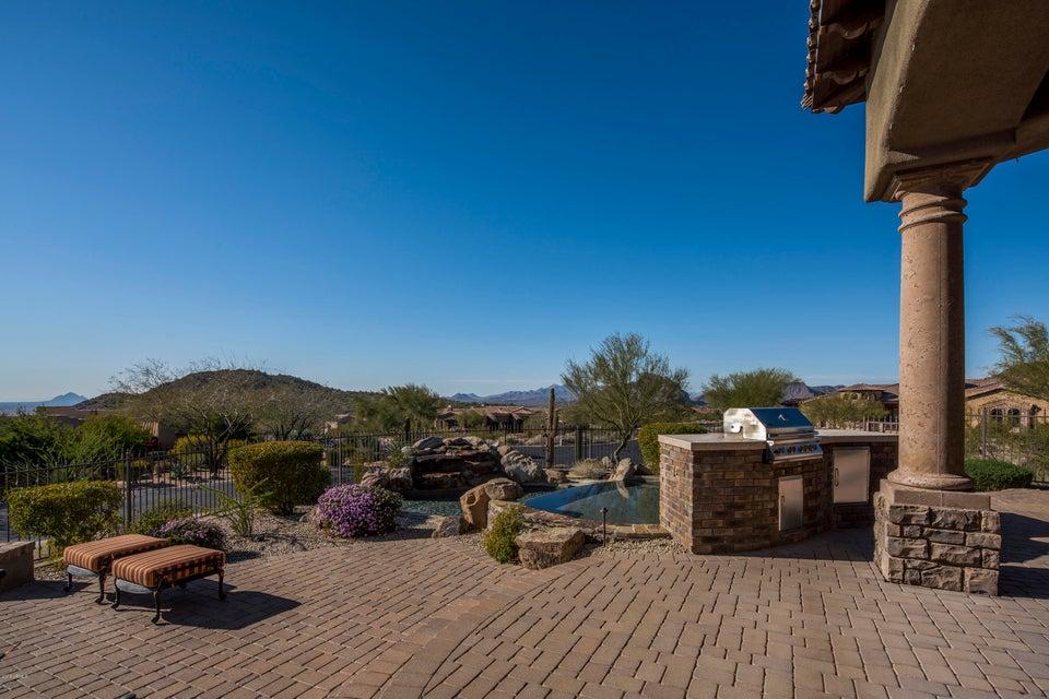 7847 E COPPER CANYON Street Mesa, AZ 85207 - MLS #: 5735468