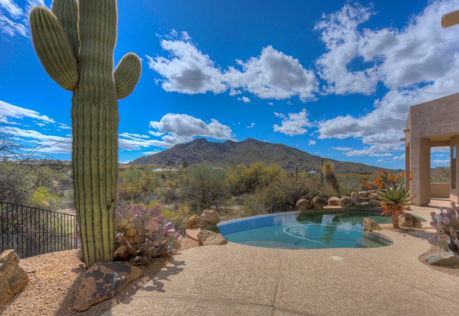 7111 E Horizon Drive, Cave Creek Pool for Sale