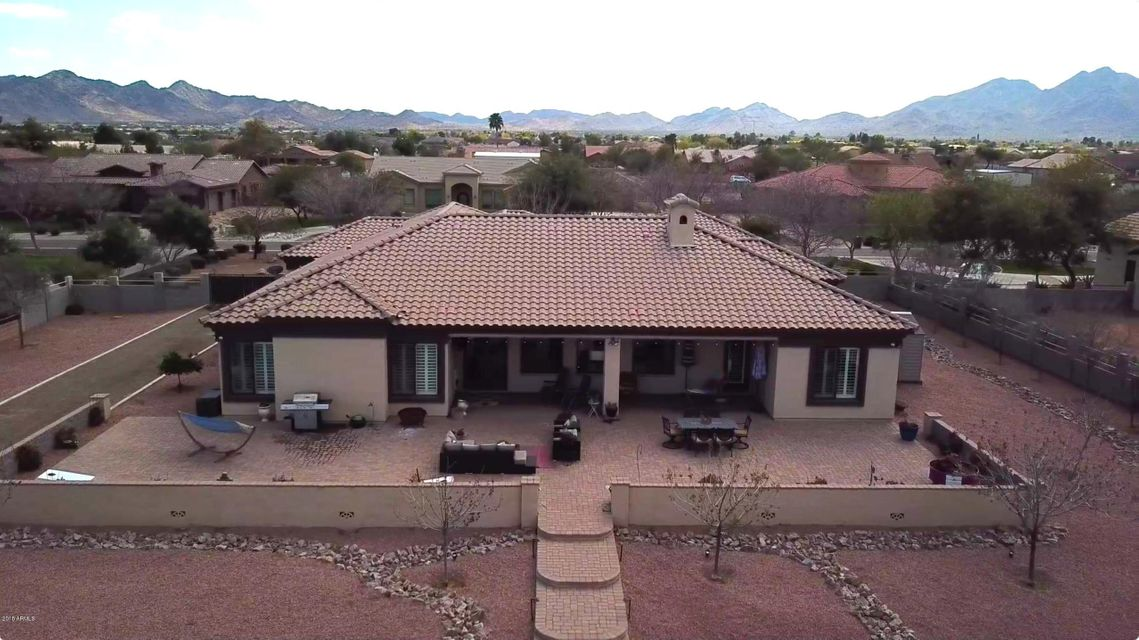 MLS 5723662 19126 E VALLEJO Street, Queen Creek, AZ 85142 Queen Creek AZ One Plus Acre Home