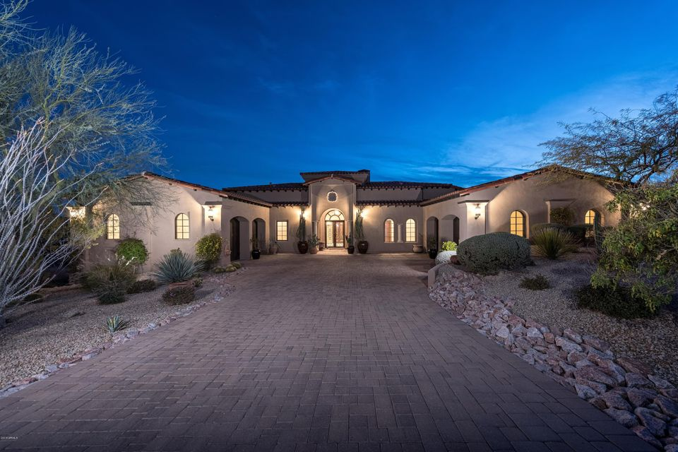 Photo of 8491 E NIGHTINGALE STAR Drive, Scottsdale, AZ 85266