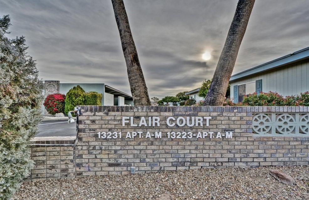 MLS 5734611 13231 N 98TH Avenue Unit G, Sun City, AZ Sun City AZ Condo or Townhome
