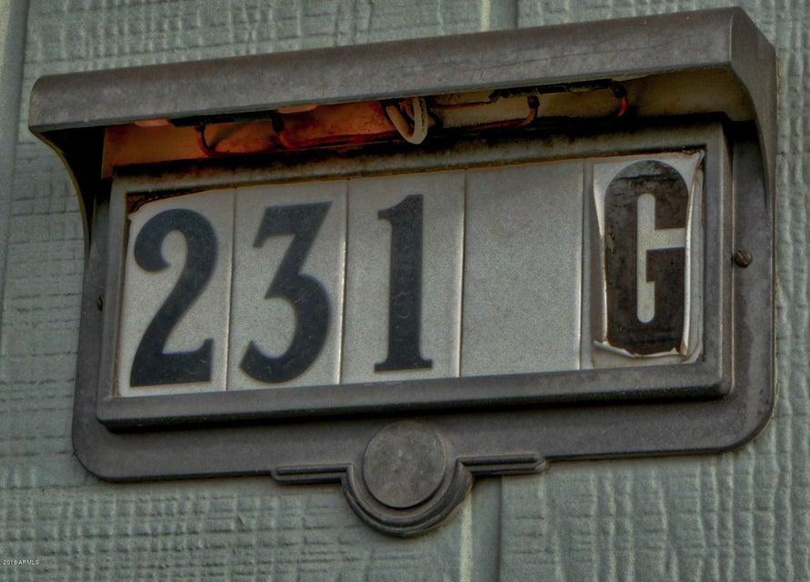 MLS 5734611 13231 N 98TH Avenue Unit G, Sun City, AZ Sun City AZ Adult Community