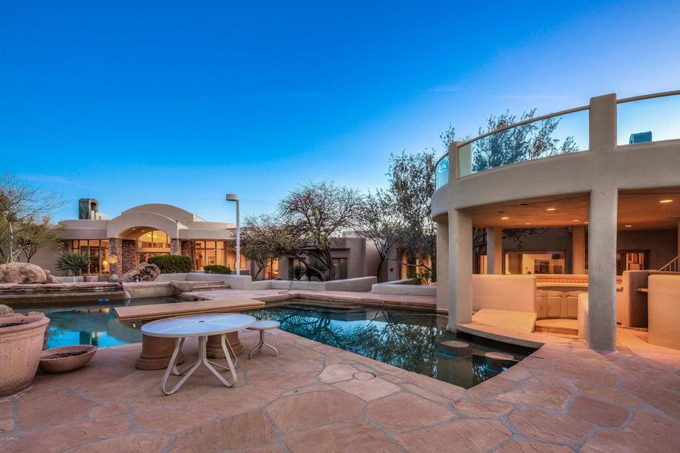 MLS 5734821 10546 E MONUMENT Drive, Scottsdale, AZ 85262 Scottsdale AZ Troon North