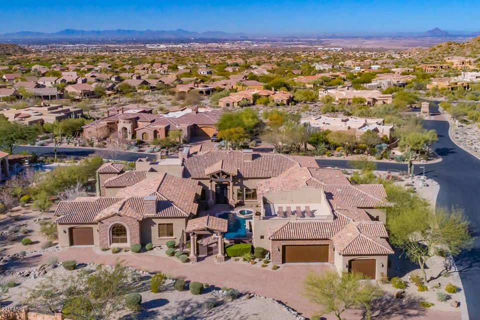 Photo of 7847 E COPPER CANYON Street, Mesa, AZ 85207