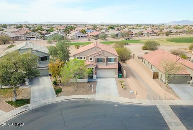 MLS 5735771 22294 N VANDERVEEN Way, Maricopa, AZ 85138 Maricopa AZ Golf