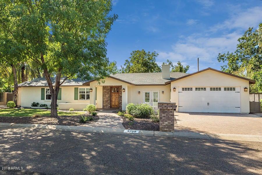 3709 E HAZELWOOD Street, Phoenix AZ 85018
