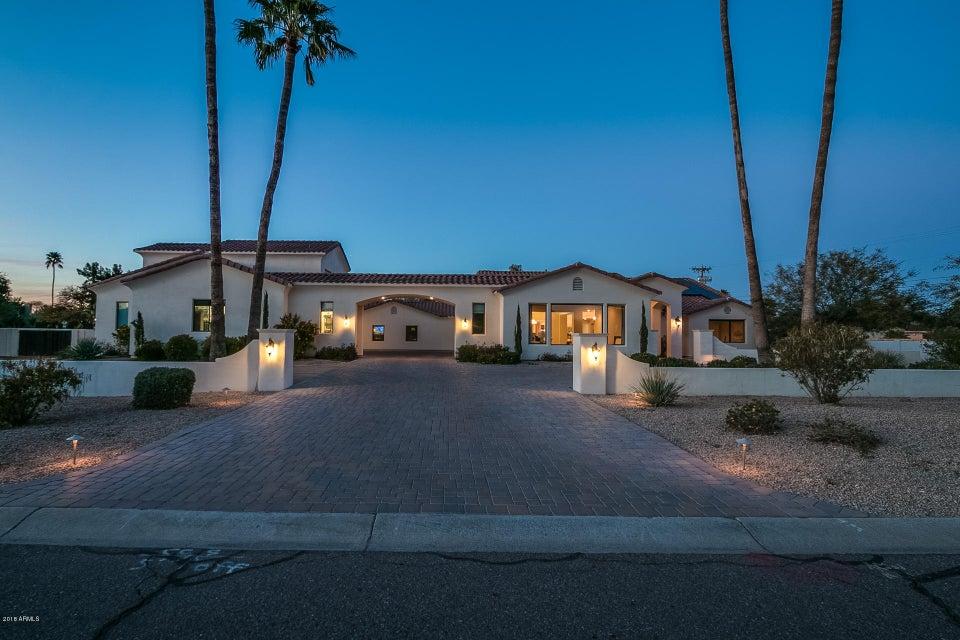 Photo of 5610 E MOUNTAIN VIEW Road, Paradise Valley, AZ 85253