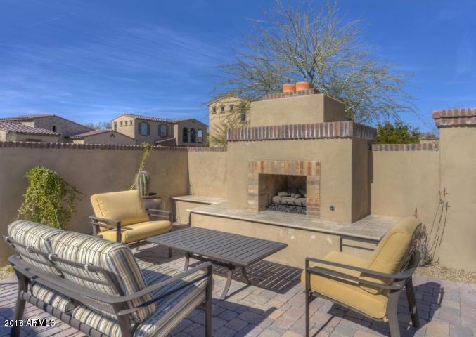 MLS 5736425 97 ALMARTE Drive, Carefree, AZ Carefree AZ Scenic