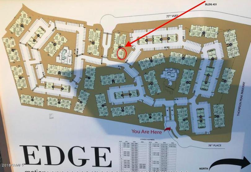 MLS 5736748 20100 N 78TH Place Unit 2124 Building 21, Scottsdale, AZ 85255 Scottsdale AZ Golf