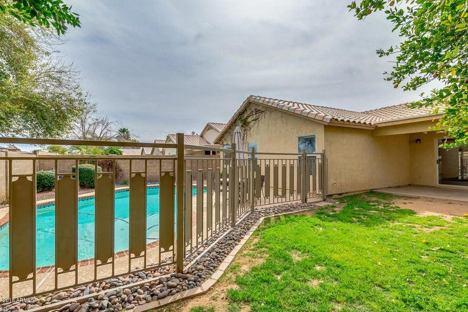 MLS 5736771 1143 S LARKSPUR Street, Gilbert, AZ 85296 Gilbert AZ Private Pool