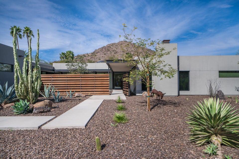 4848 E CRYSTAL Lane, Paradise Valley AZ 85253