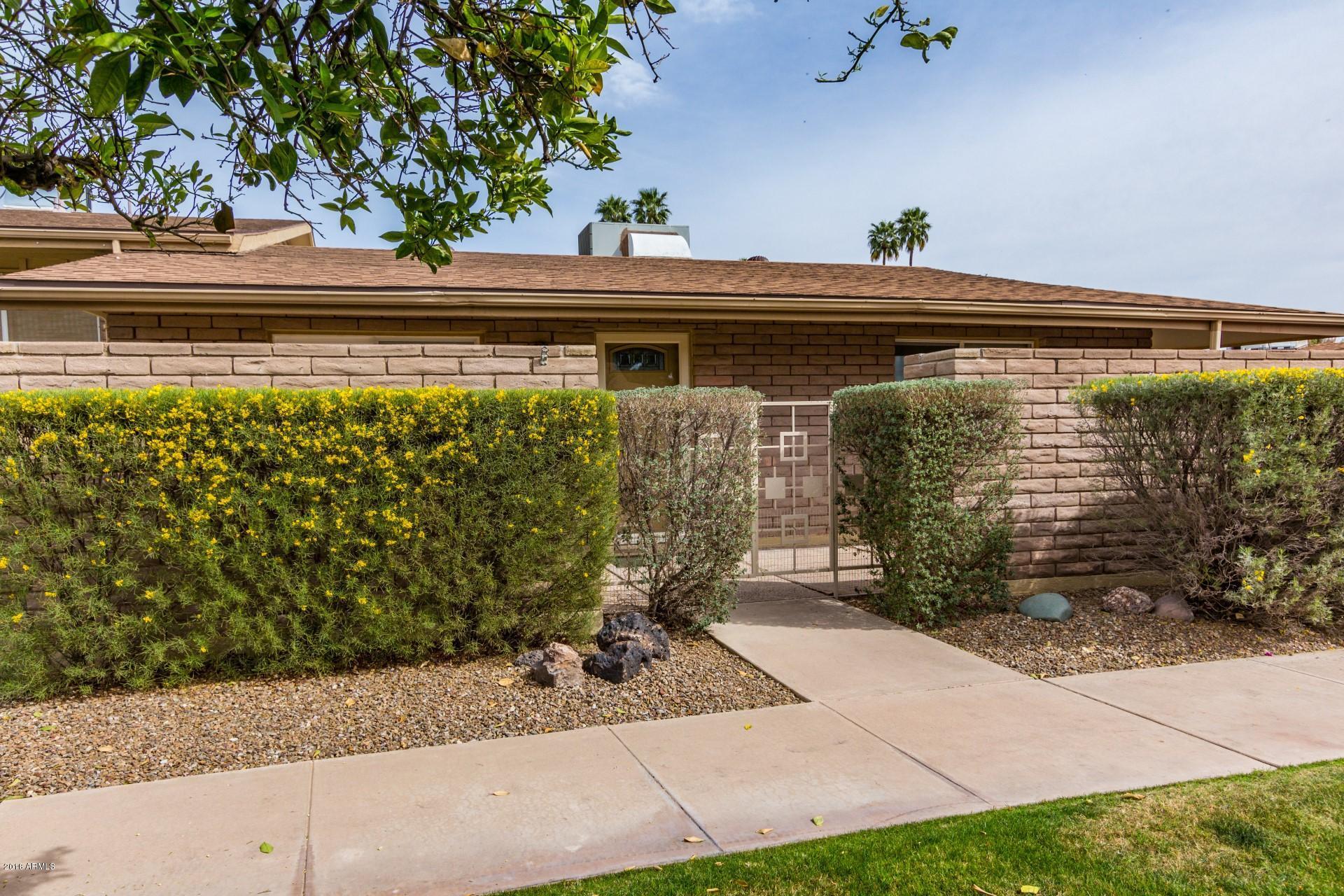 Photo of 7619 E MINNEZONA Avenue, Scottsdale, AZ 85251
