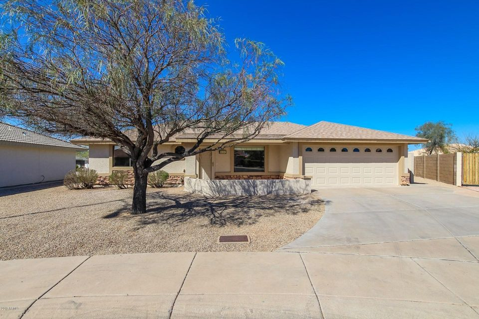 Photo of 2154 S WILLOW WOOD Circle, Mesa, AZ 85209