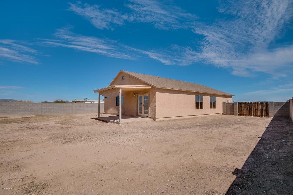 MLS 5737799 14712 S DURANGO Road, Arizona City, AZ Arizona City AZ Scenic