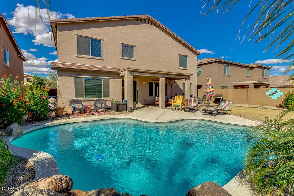 18637 W TURQUOISE Avenue Waddell, AZ 85355 - MLS #: 5737758