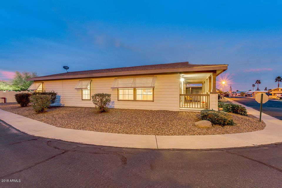 MLS 5737517 10701 N 99TH Avenue Unit 261, Peoria, AZ Peoria AZ Adult Community