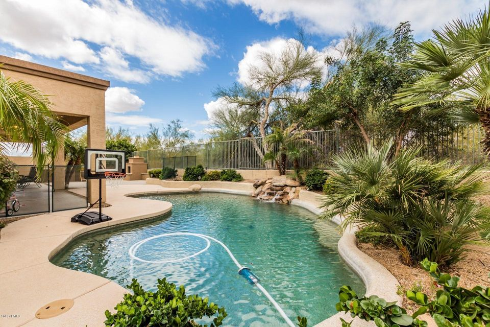 MLS 5729938 22090 N 77TH Way, Scottsdale, AZ 85255 Scottsdale AZ Gated