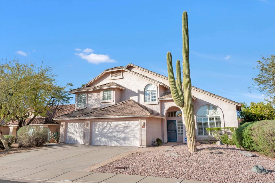 Photo of 3715 N KINGS PEAK Circle, Mesa, AZ 85215