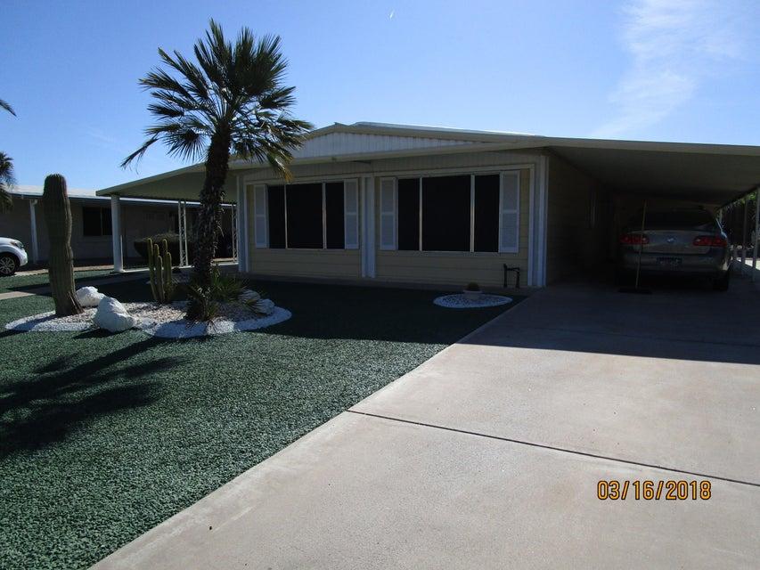 MLS 5738476 9025 E SUN LAKES Boulevard, Sun Lakes, AZ 85248 Sun Lakes AZ Manufactured Mobile Home