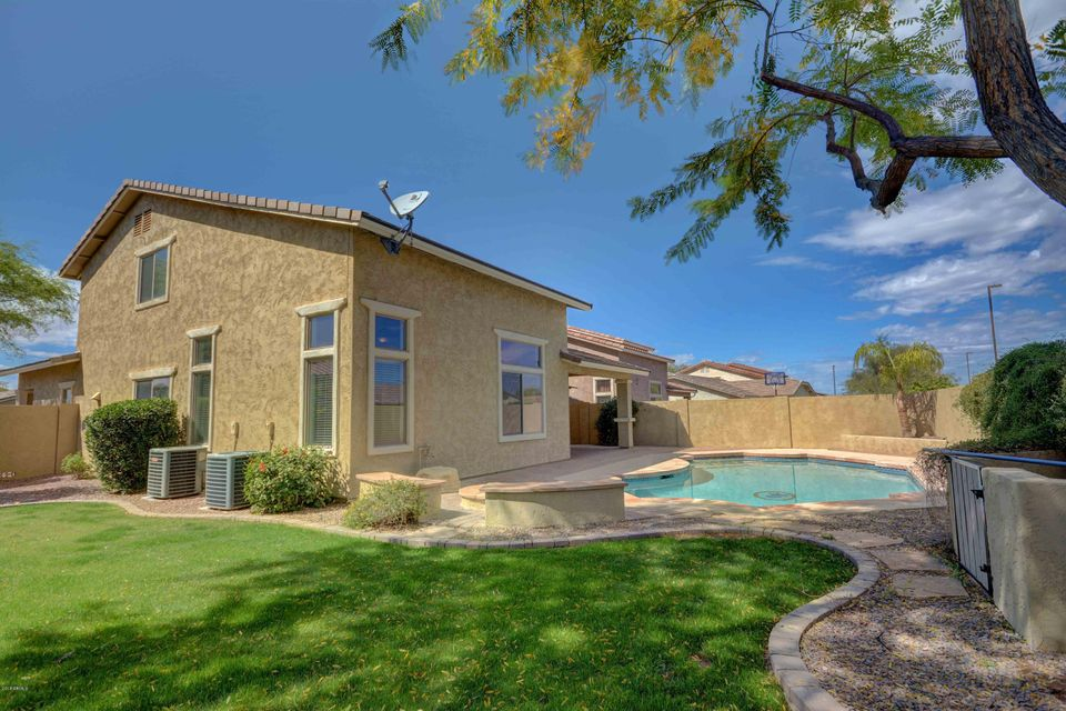 6747 S GOLDFINCH Drive Gilbert, AZ 85298 - MLS #: 5738459