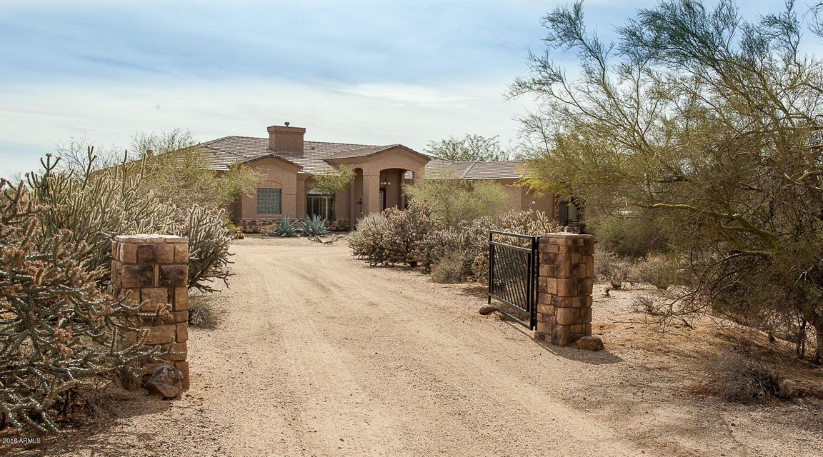 Photo of 5707 E MORNING VISTA Lane, Cave Creek, AZ 85331