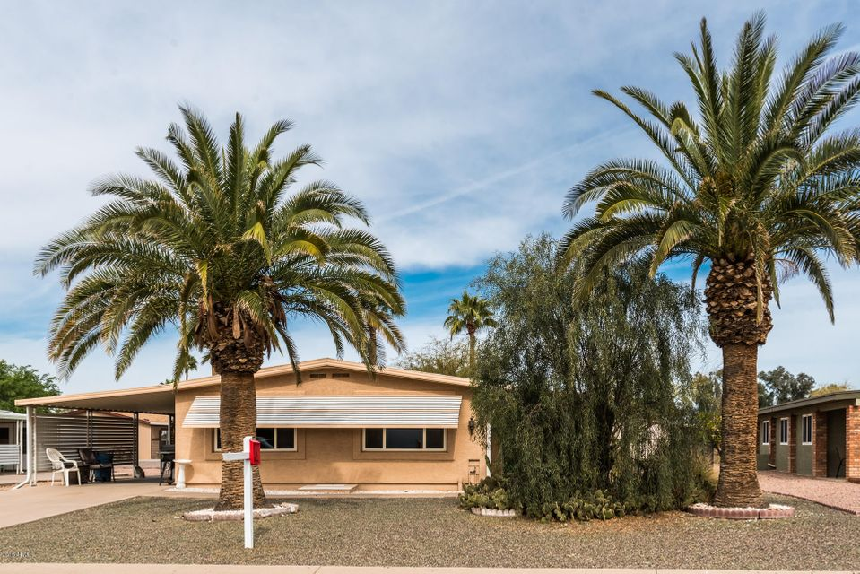 9122 E CACTUS Lane Sun Lakes, AZ 85248 - MLS #: 5738710
