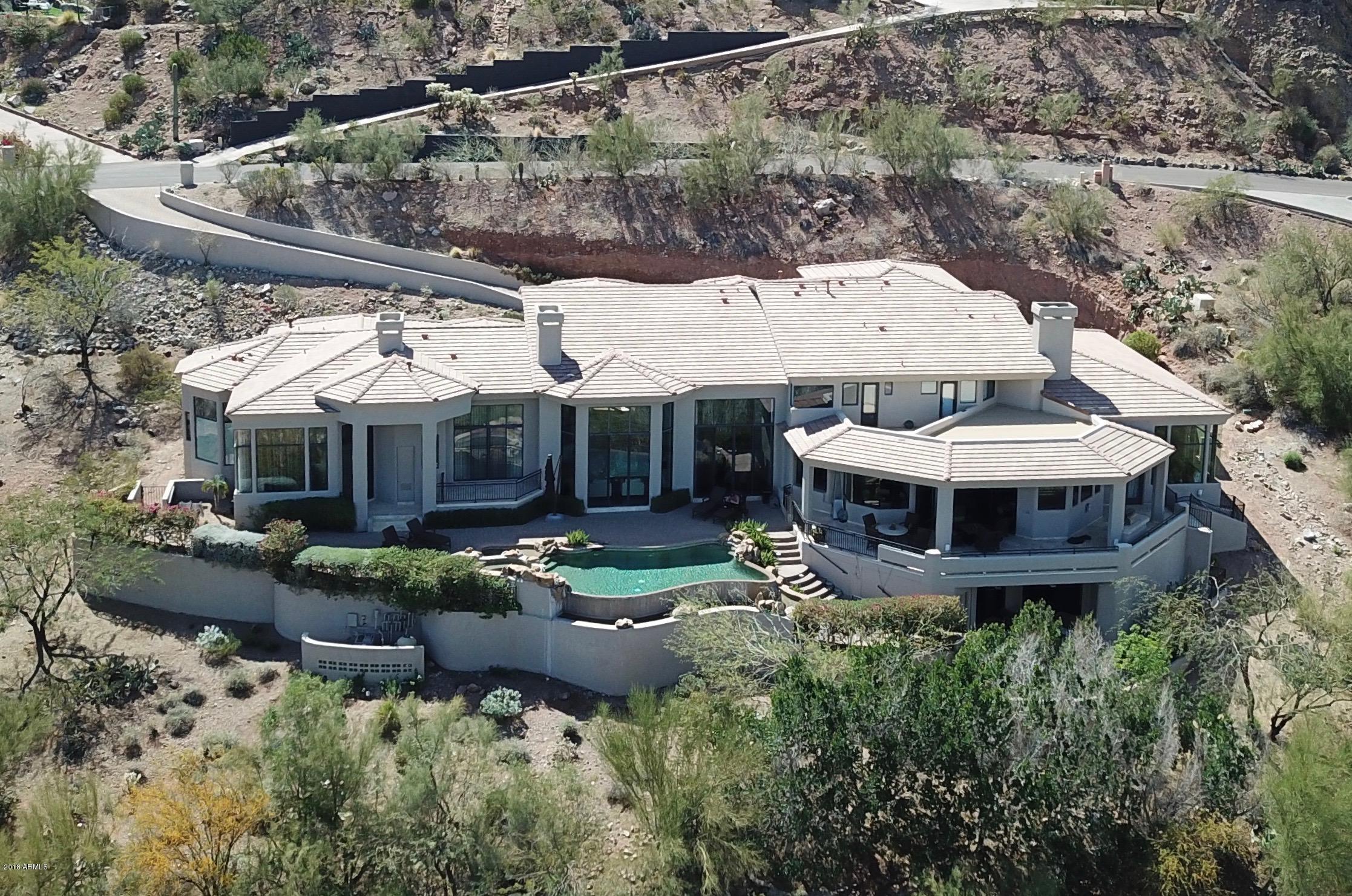 MLS 5738686 5060 E VALLE VISTA Way, Paradise Valley, AZ 85253